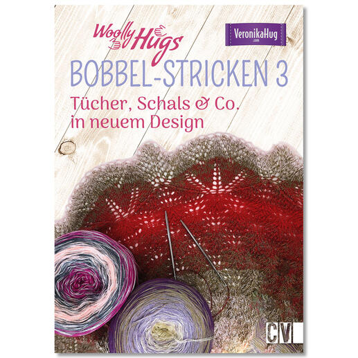 Buch - Woolly Hugs Bobbel-Stricken 3