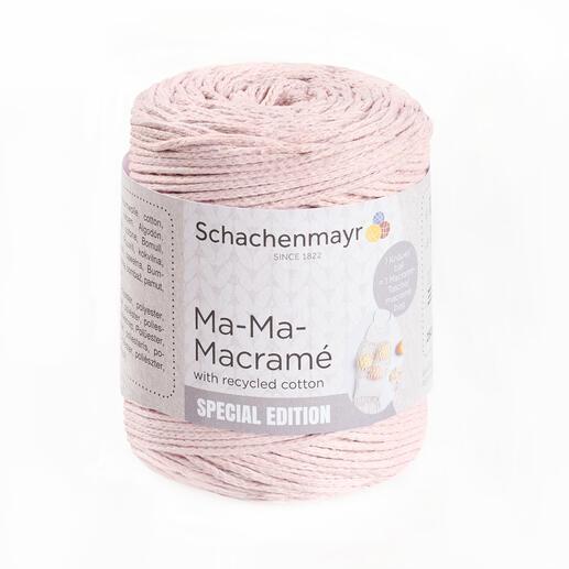 Ma-Ma-Macramé von Schachenmayr
