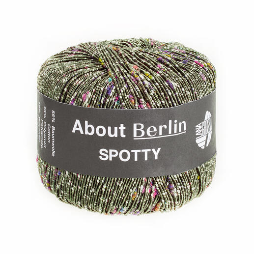 About Berlin Spotty von Lana Grossa
