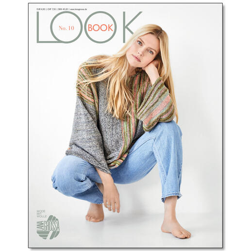 Heft - Lana Grossa Lookbook No. 10