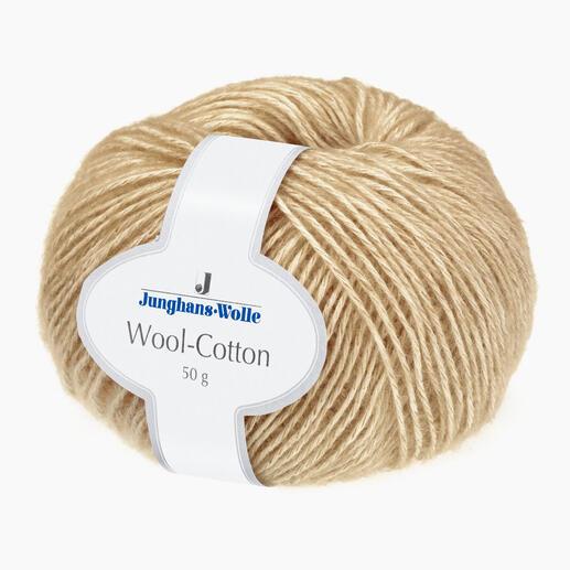 Wool-Cotton von Junghans-Wolle