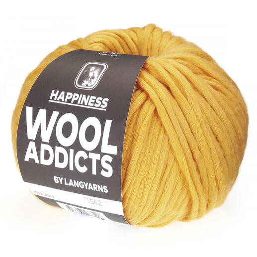 Happiness von WOOLADDICTS by Lang Yarns