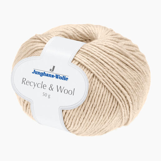 Recycle & Wool von Junghans-Wolle