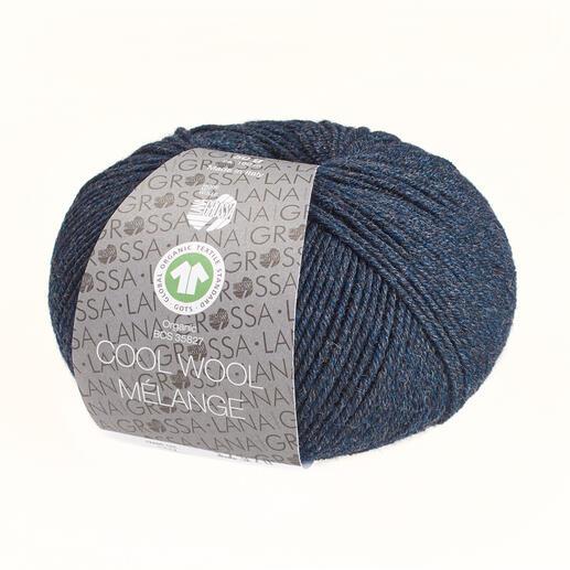Cool Wool Mélange GOTS von Lana Grossa