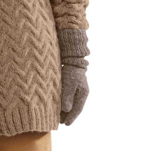 Anleitung 171/4, Fingerhandschuhe aus Katina von Junghans-Wolle