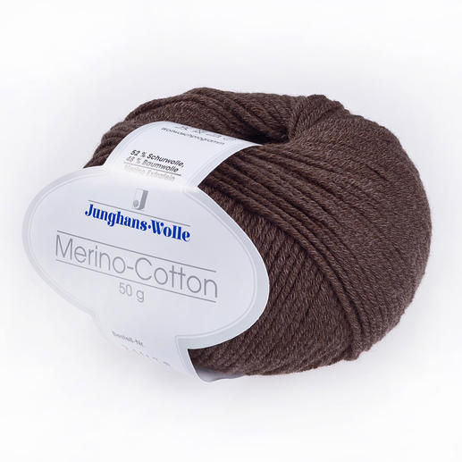 Merino-Cotton von Junghans-Wolle