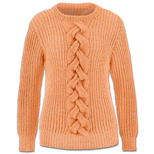 Anleitung 093/5, Pullover aus Merino-Classic von Junghans-Wolle