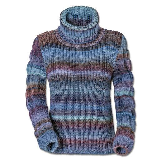Anleitung 194/6, Pullover aus Scala von Junghans-Wolle