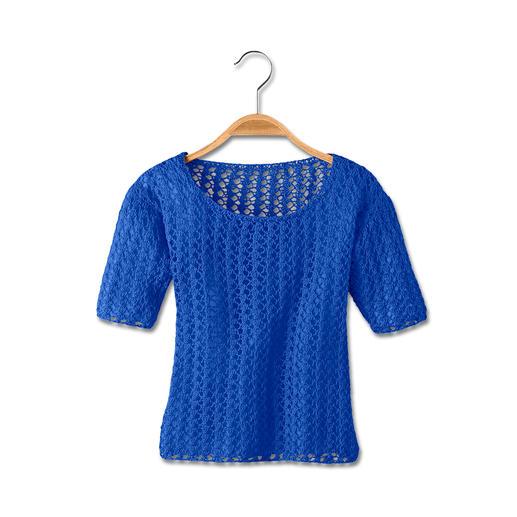 Anleitung 461/5, Pullover aus Cotton-Superfine II von Junghans-Wolle