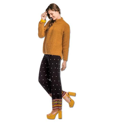 Anleitung 167/6, Pullover aus Aspra von Junghans-Wolle