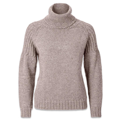 Anleitung 192/6, Pullover aus Muse von Junghans-Wolle