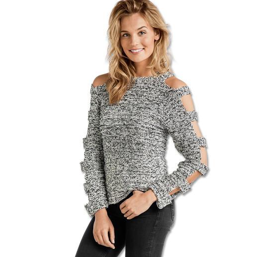 Anleitung 192/7, Pullover aus Trevisa von Junghans-Wolle