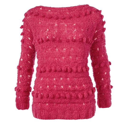 Anleitung 290/7, Damen Pullover, 2-fädig aus Aerea von Junghans-Wolle
