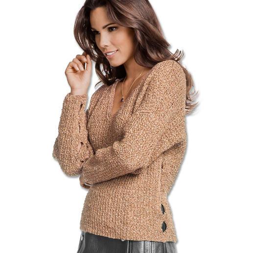 Anleitung 315/7, Damen Pullover aus Varese von Junghans-Wolle