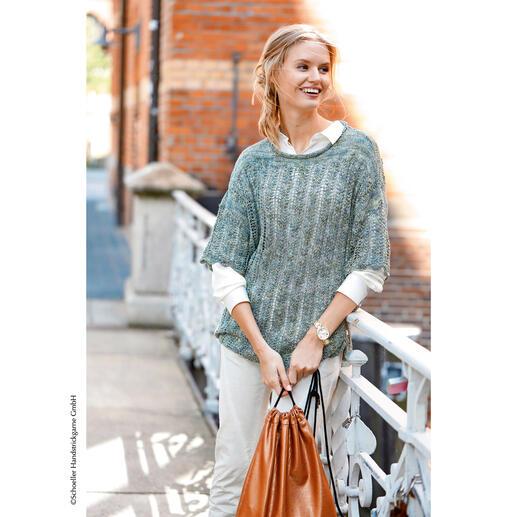 Anleitung 097/8, Damen Pullover aus Magic Silk Color von Austermann®