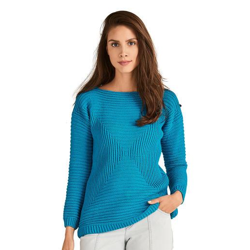 Anleitung 202/8, Damenpullover aus Merino-Extrafein von Junghans-Wolle