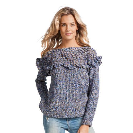 Anleitung 231/8, Pullover aus Lysander von Junghans-Wolle