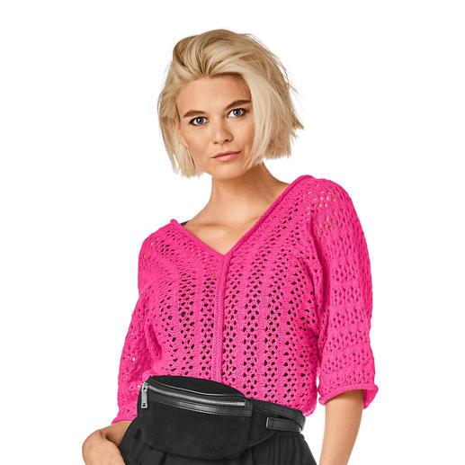 Anleitung 249/8, Pullover aus Rima von Junghans-Wolle