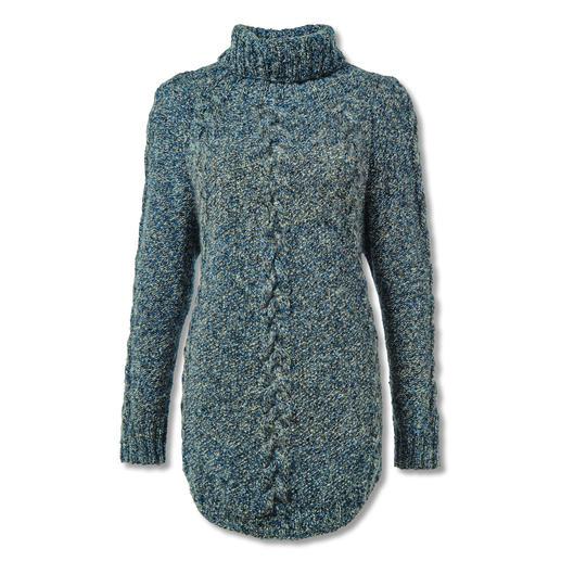 Anleitung 379/8, Damenpullover aus Pallida von Junghans-Wolle