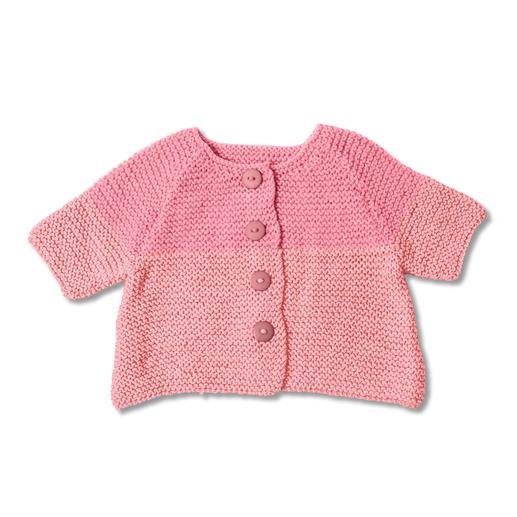 Anleitung 083/9, Baby- und Kinderjacke aus Baby Classic dk von Rico Design