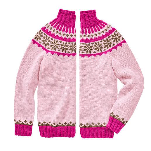 Anleitung 251/9, Pullover aus Peru von Junghans-Wolle