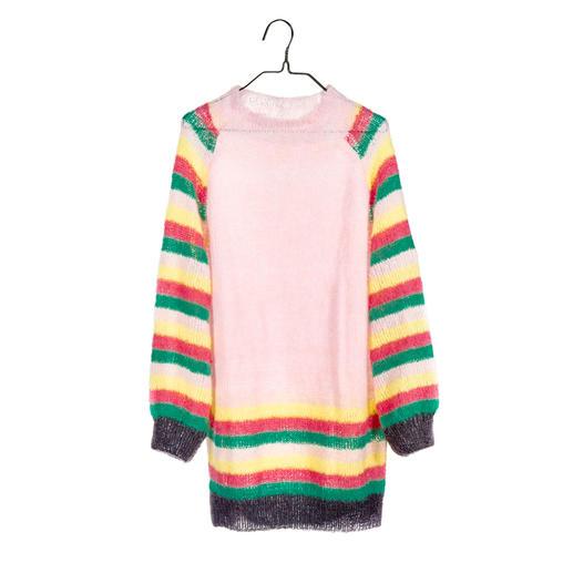 Anleitung 409/0, Pullover aus Aerea von Junghans-Wolle