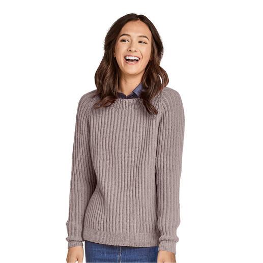 Anleitung 437/0, Pullover aus Merino-Supersoft von Junghans-Wolle