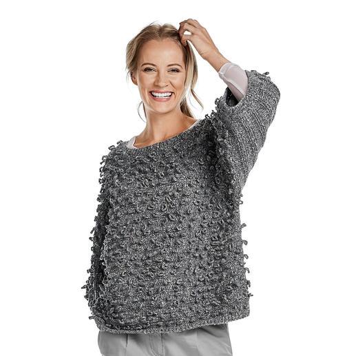 Anleitung 033/0, Damenpullover aus Ofelia von Junghans-Wolle