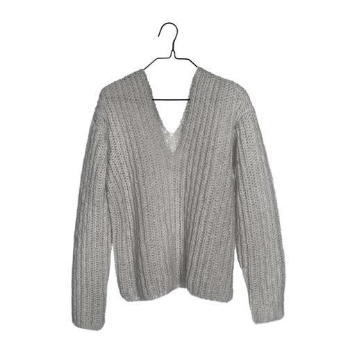 Anleitung 048/0, Pullover, 2-fädig aus Aerea von Junghans-Wolle
