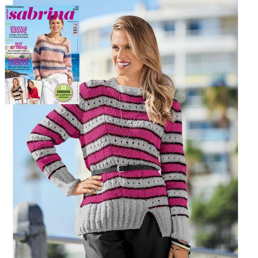 Anleitung 058/0, Pullover aus Falpona von Junghans-Wolle