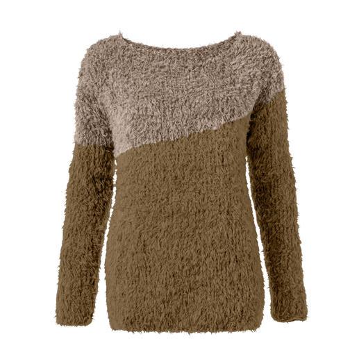 Anleitung 207/0, Damen Pullover aus Pellini von Junghans-Wolle