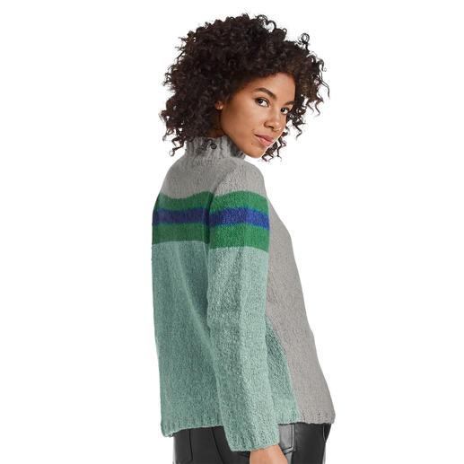 Anleitung 275/0, Pullover aus Aerea von Junghans-Wolle