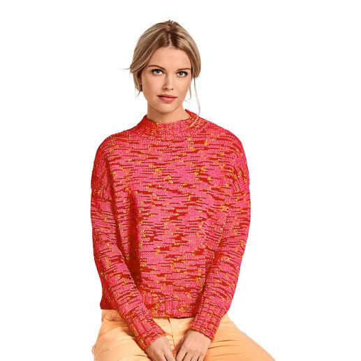 Anleitung 333/0, Pullover aus Visca von Junghans-Wolle