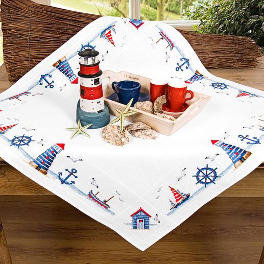 Aida-Tischdecke - Liebe zur See