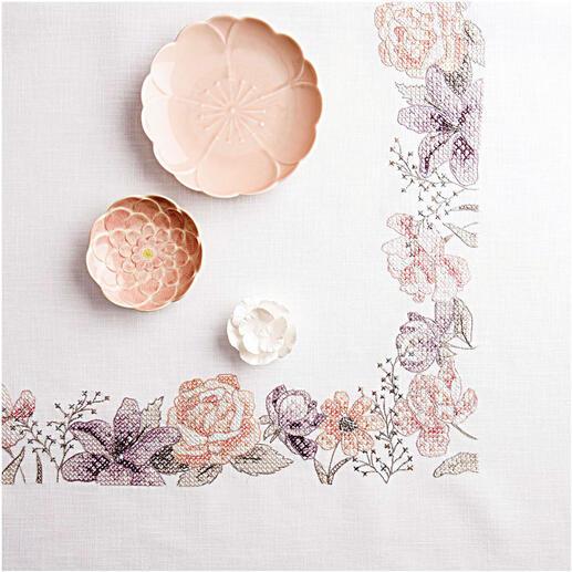 Tischdecke - Frühlingsblume