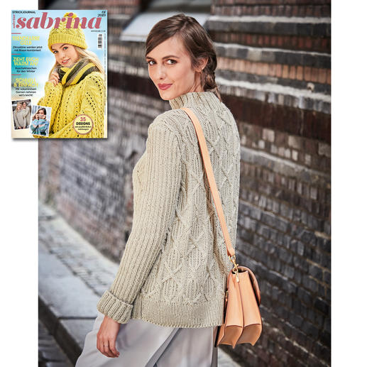 Sweater aus Sabrina 1/19