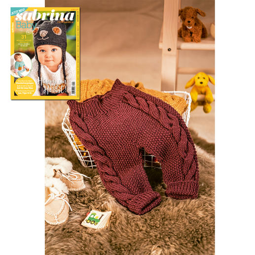 Hose aus Sabrina Baby SB 058