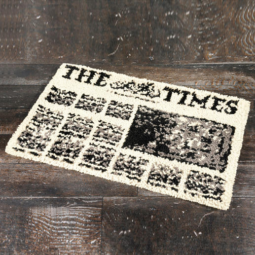Fußmatte - The Times