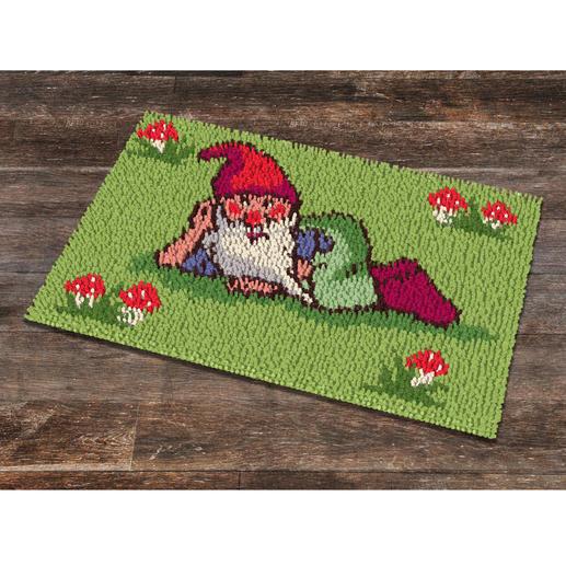 Fußmatte - Gartenzwerg