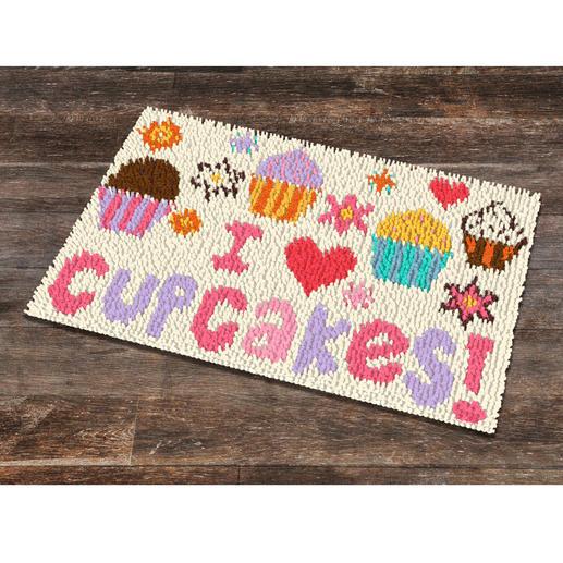 Fußmatte - Cupcakes