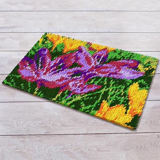 Fußmatte - Krokusse