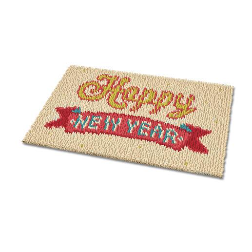 Fußmatte - Happy New Year