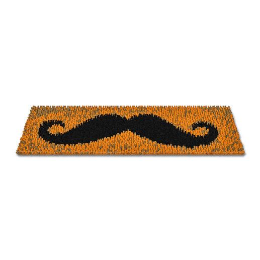 Fußmatte - Moustache