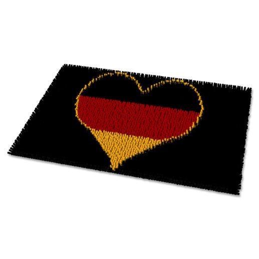Fußmatte - Deutschland