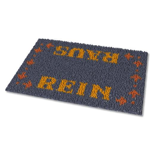Fußmatte - Rein-Raus