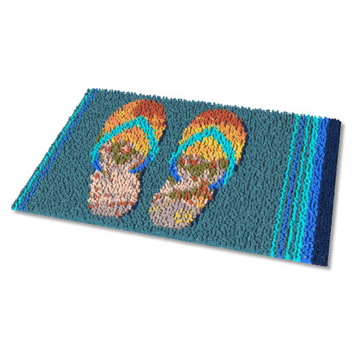 Fußmatte - Happy Herren