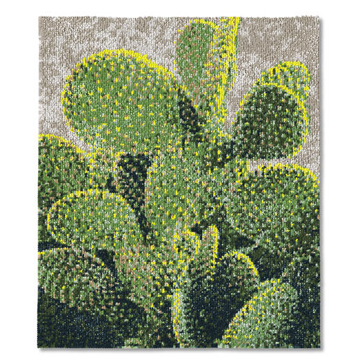 Wandbehang - Opuntia