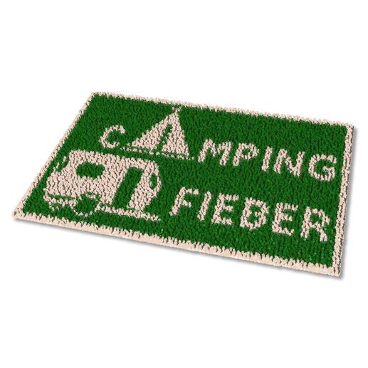 Fußmatte - Campingfieber