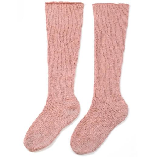 Anleitung 009 So Fluffy, Socken aus Water von WOOLADDICTS by Lang Yarns