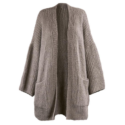 Anleitung 012 Comfy Kimono, Jacke aus Water von WOOLADDICTS by Lang Yarns
